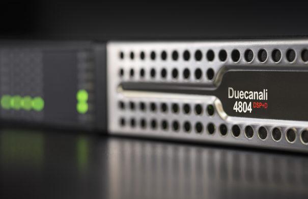 Powersoft Duecanali 4804 DSP