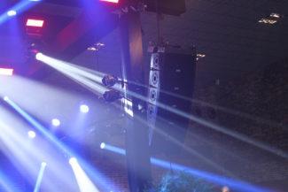 Powersoft luminario producciones