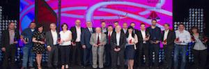 La industria audiovisual vive su gran noche con la entrega de los III Premios Panorama