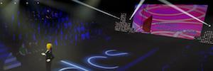 La nueva serie CarbonLight CLI de Leyard configurará la pantalla principal en los Premios Panorama