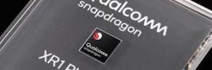 Qualcomm mejora la experiencia de los dispositivos de RV y AR con su procesador XR1