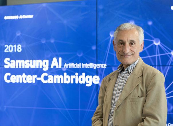 Samsung Centro AI Cambridge - Andrew Blake