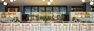 El neoyorquino restaurante La Sirena renueva su sistema de sonido con Symetrix
