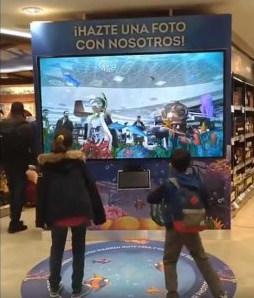 Telefonica sull'aeroporto di madrid-barajas spot imascono