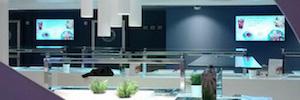 Philips Display y Deneva protagonizan la red de señalización digital de Trasmediterránea