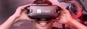Vrevolution de U-tad mostrará las aplicaciones de realidades extendidas en el MAN