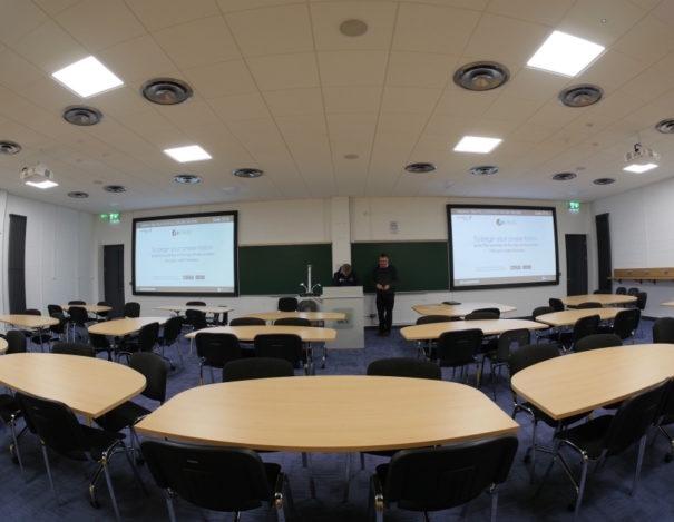 University Dublin Panasonic