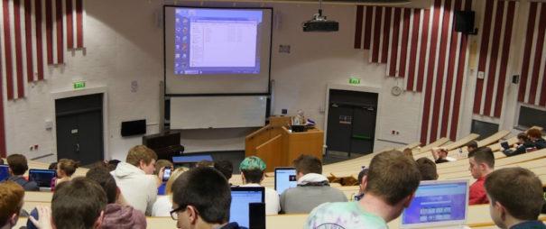 Universidad Dublin Panasonic