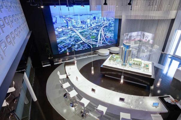 paramount miami worldcenter Planar