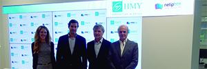 HMY y Netipbox se unen para impulsar la transformación digital en el punto de venta