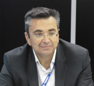 Alberto Pascual Director Ejecutivo de Ingram Micro Madrid