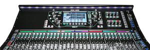 Allen & Heath amplía la serie SQ con la nueva consola SQ-7 de 33 faders y 48 canales
