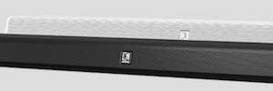 Audac Imeo: barra de sonido profesional 2.1 para aulas y salas de reuniones