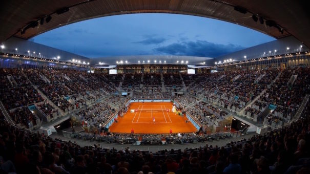 Caja Magica open tenis
