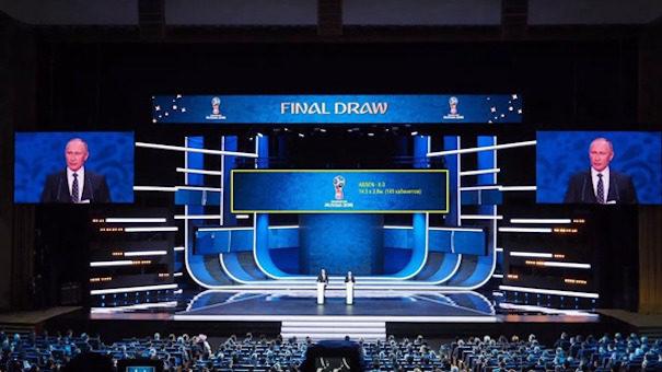 世界杯 futbol2018 俄罗斯