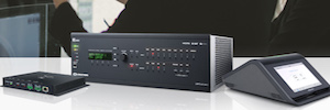 Crestron desarrolla la nueva generación de presentación inalámbrica con AirMedia 2.0