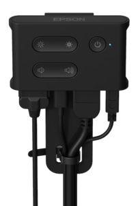 Epson moverio bt35e caja conexiones