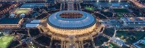 Señalización digital e IPTV de Tripleplay para ofrecer la mejor experiencia durante la Copa Mundial de Fútbol