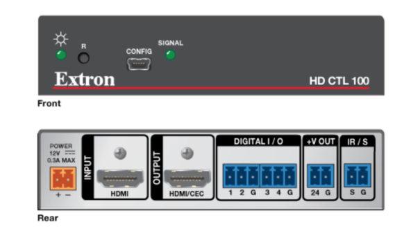 Extron HD CTL 100