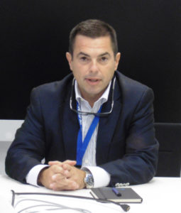 Herminio Granero Executive, director Volumen Mobility Ingram Micro