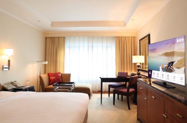 LG procentric hoteles