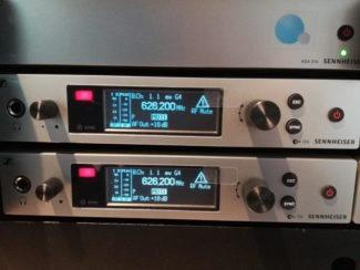 Lloguer Audiovisual Sennheiser g4 magnetron