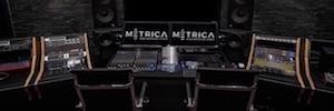 Sesaudio instala una consola modular Avid S6 en los estudios de grabación Métrica Ibiza