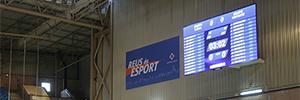 Los XVIII Juegos del Mediterráneo cuentan con la tecnología Led de Mondo para su celebración