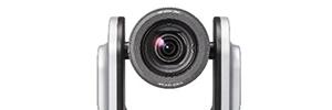 Panasonic KX-VD170: cámara PTZ para conferencias web a través de HDVC