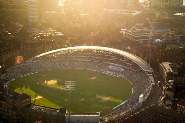 Tripleplay en Kia Oval