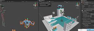 Unity Project Mars ofrece a los desarrolladores acelerar la creación de aplicaciones de realidad mixta