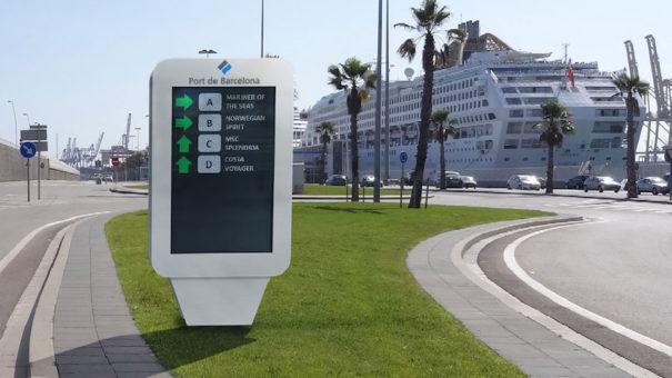 icon multimedia sice puerto barcelona