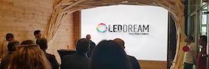 Led Dream abre las puertas de su nuevo showroom a partners y clientes