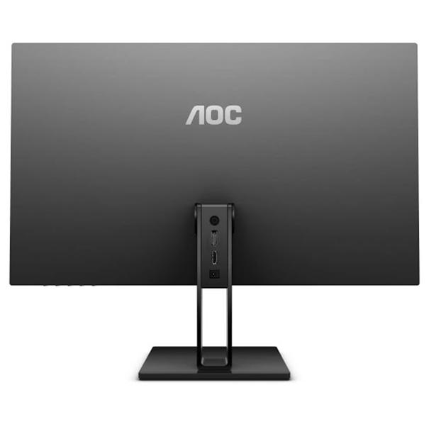 AOC V2: monitores para espacios públicos donde el diseño es imporante