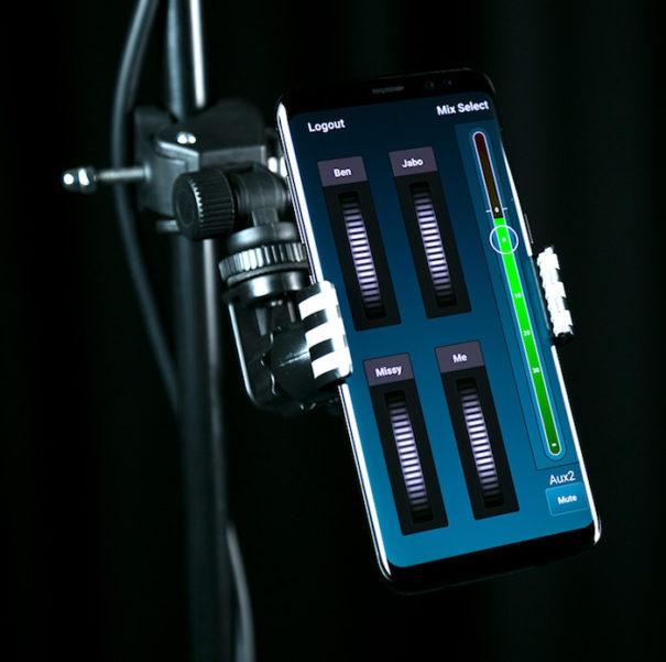 Allen Heath SQ4you Audio-technica iberia