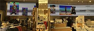 Lefties presenta un nuevo concepto de tienda en A Coruña con Altabox