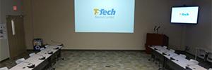 TS Tech optimiza sus comunicaciones con el sistema digital para conferencias de Audio-Technica