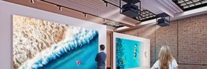 BenQ LU951ST: proyector BlueCore de tiro corto para salas de exposición