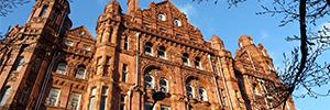 Midland Hotel se remodela con el sistema de sonido digital de Bosch