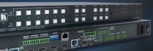 Kramer VS-622DT: sistema de presentación integral con automatización de salas