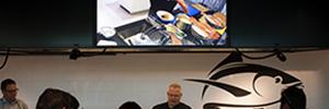 Lee Fish apuesta por la señalización digital para su innovadora propuesta gastronómica