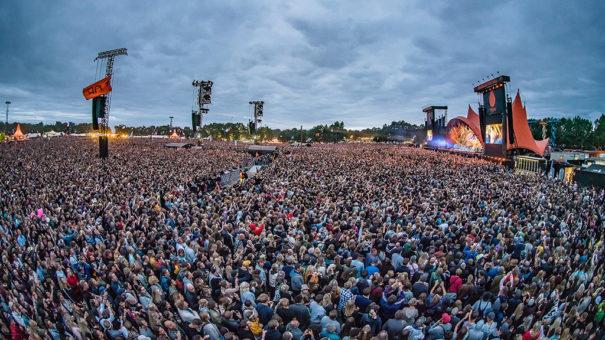 Meyer Sound en Festival de Roskilde 2018