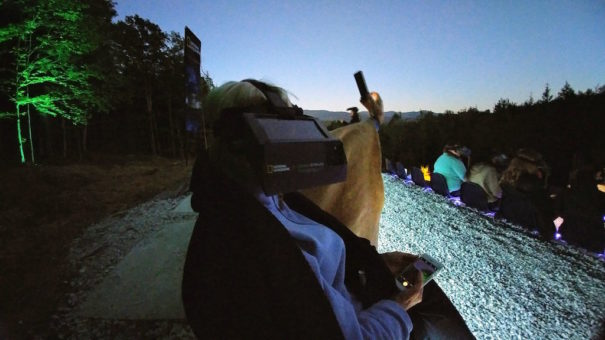 ObservEtoiles National Geographic Aryzon Escapist Games