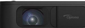 Optoma LH160: proyector de negocios portátil con batería Led recargable