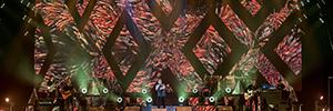 MA Lighting y Chauvet acompañan a Pablo Alborán en su 'Tour Prometo'