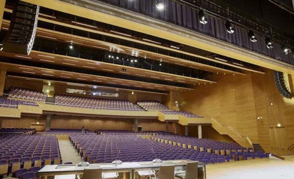 Palacio de Congresos Valencia Bosch Dicentis