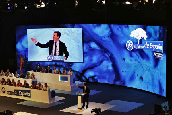 Power AV Absen 19 Congreso extraordinario PP