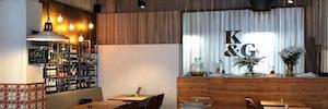 La cadena de restaurantes Kurz & Gut se une a las franquicias sonorizadas con Audac