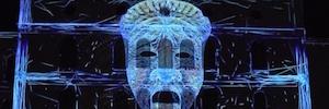 La proyección láser de Panasonic levanta el telón del teatro sueco de Örebro