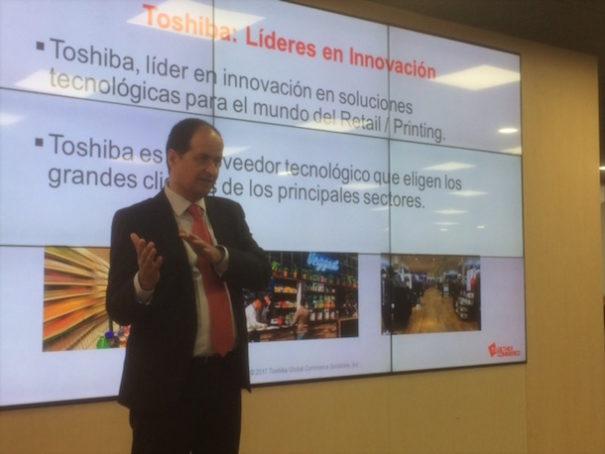 Toshiba Global Commerce Solutions Francisco Lapuerta